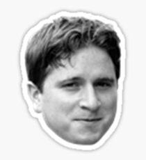 Kappa Twitch Emote Sticker