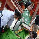Shinto Bride by Faustus