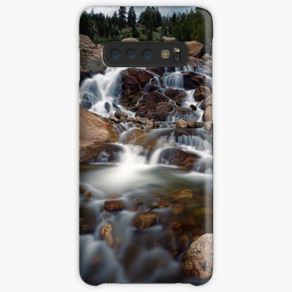Aluvial Fan - Rocky Mountain National Park Samsung Galaxy Snap Case