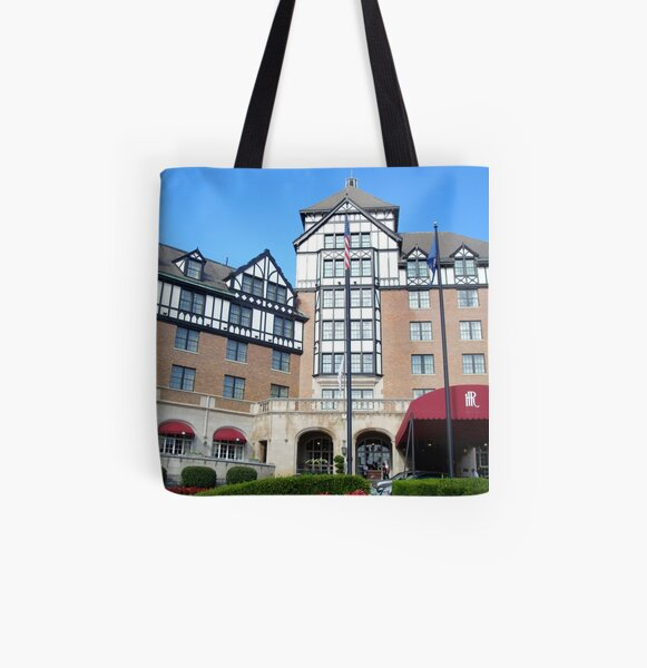 Hotel Roanoke - 1 All Over Print Tote Bag