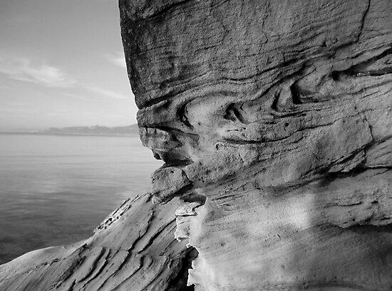 Large Rock by John Douglas