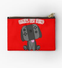 Gamer's Best friend Studio Pouch