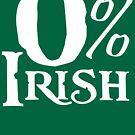 0% Irish by Josh Burt