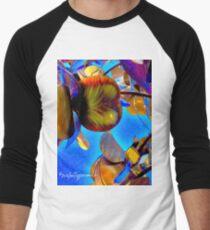Alternative Flowers  Men's Baseball ¾ T-Shirt