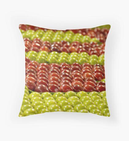 Apples anyone? Throw Pillow