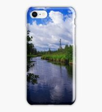 Boundary Waters Entry Point iPhone Case/Skin