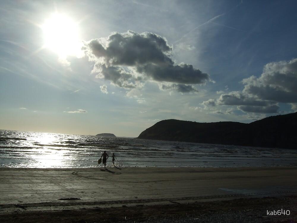 beach by kab640