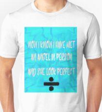 Ed Sheeran Perfect Tye Dye Unisex T-Shirt