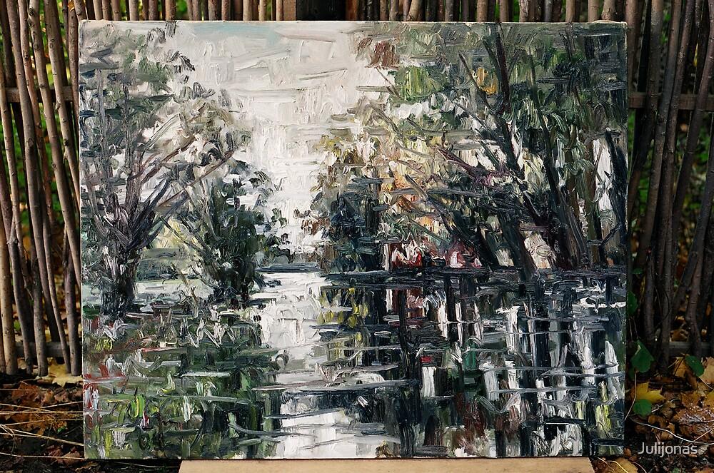 Canal of Wilhelm by Julijonas