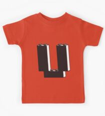 THE LETTER U Kids Clothes