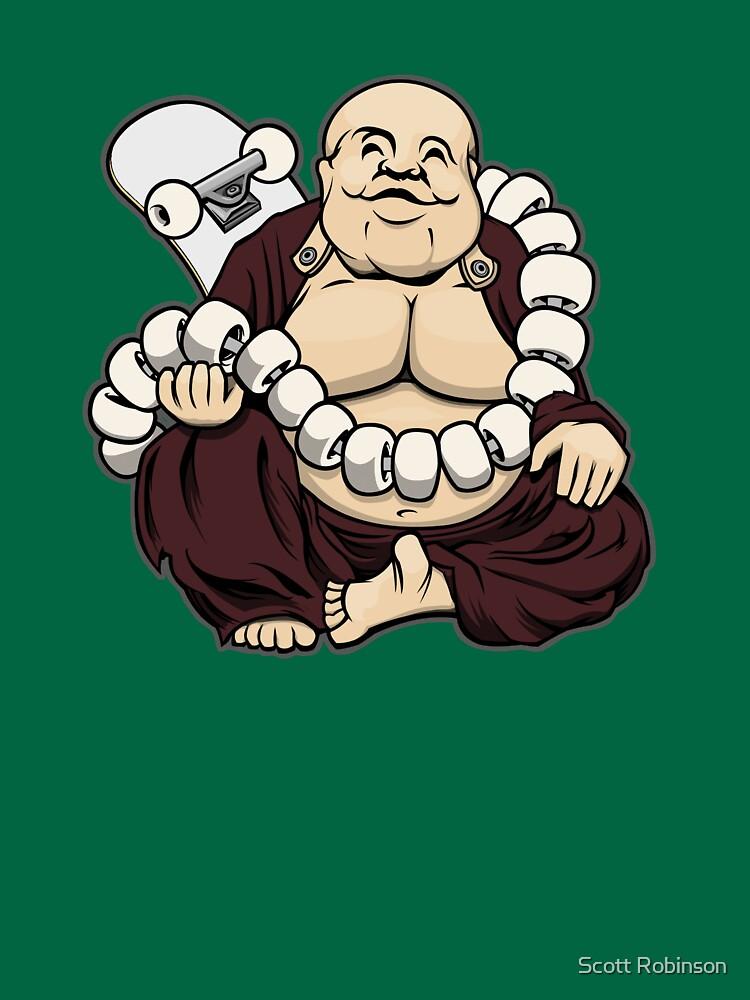 Skip`s Buddha by Resisto