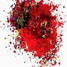 Abstract Garbage by BOOJOO