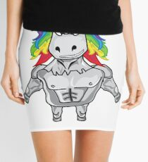 Hardcore Pony - The Great Motivator Mini Skirt