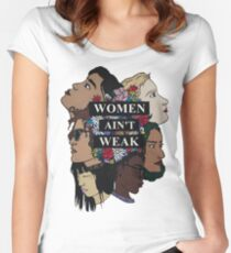 Women United Women's Fitted Scoop T-Shirt