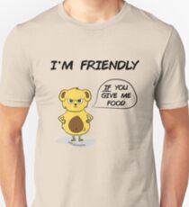 I'm friendly T-Shirt