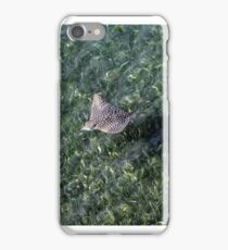 Spotted Man-A-Ray iPhone Case/Skin