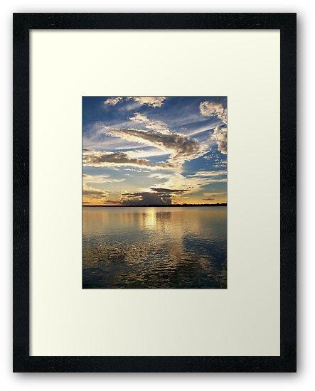 On Golden Pond by Gemineye