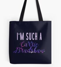 SUCH A CARRIE Tote Bag