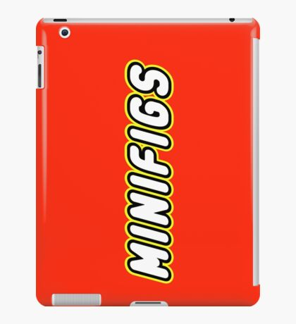 MINIFIGS, Customize My Minifig iPad Case/Skin