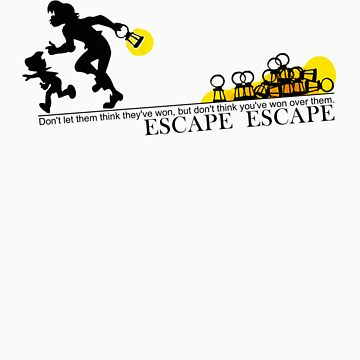 RUN RUN  by escapeescape
