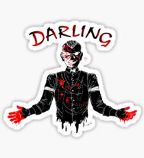 Eddie Gluskin Darling Sticker