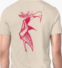 Red Warrior Queen Unisex T-Shirt