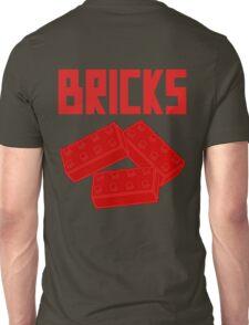 Red Bricks, Customize My Minifig T-Shirt