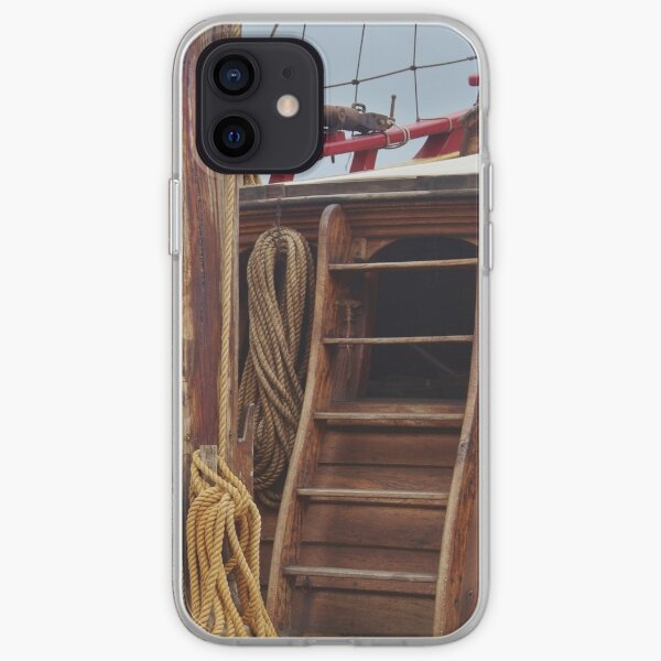 Ship's Ladder iPhone Soft Case