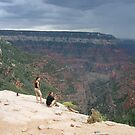 Canyon Overlook by Faustus