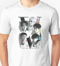 SHINee - Tour Poster Unisex T-Shirt