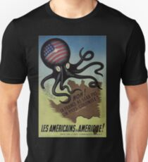 France Will Not Be Colonized! T-Shirt