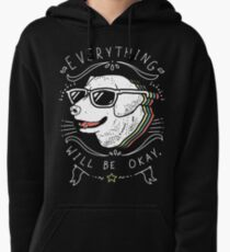 Dog Shirt Pullover Hoodie