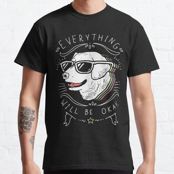 Chemise pour chien T-shirt classique