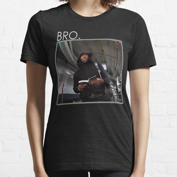 LeBron Bro Bookclub Essential T-Shirt