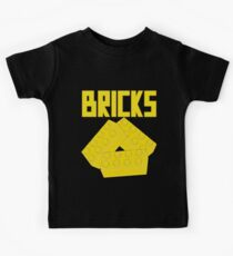 Yellow Bricks, Customize My Minifig Kids Tee