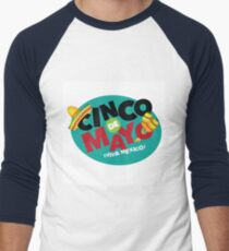 Cinco De Mayo festive icon design. T-Shirt