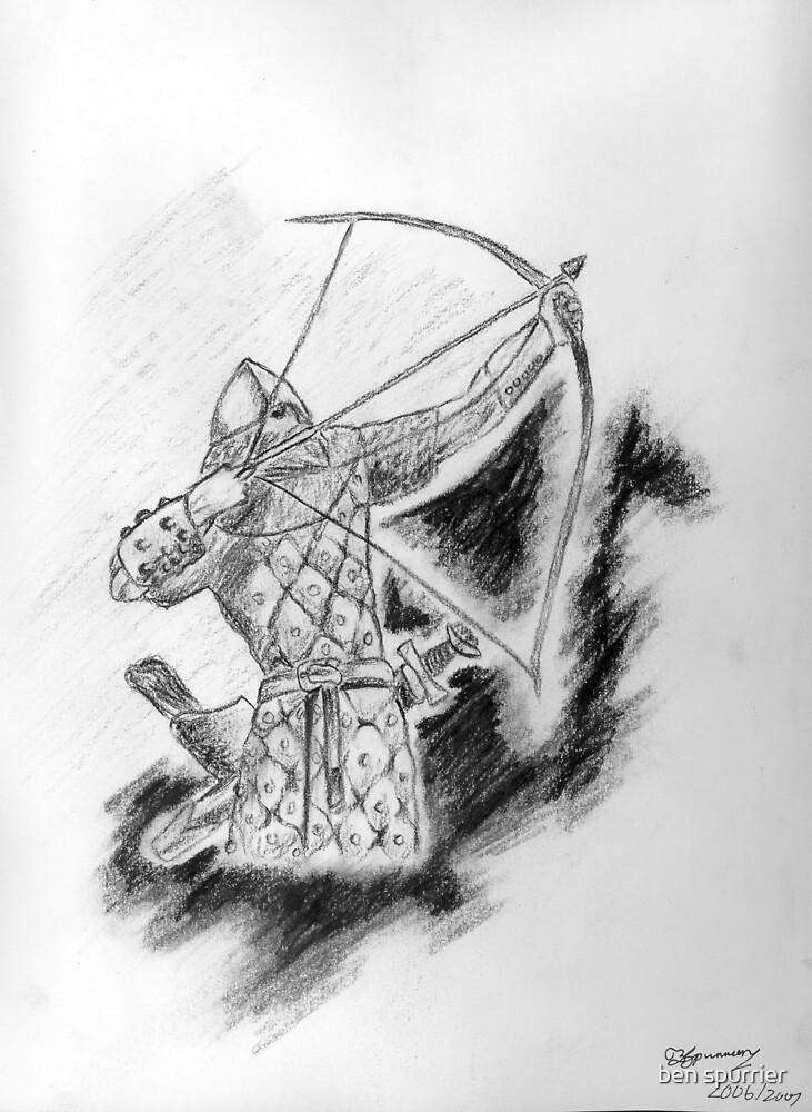 archer by ben spurrier