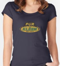 Pur N Kleen Women's Fitted Scoop T-Shirt