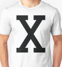 Klassischer Malcolm X Slim Fit T-Shirt