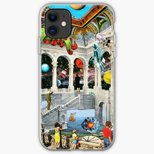 Three Minutes to Nirvana iPhone Soft Case