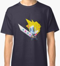 Cloud Strife - Final Fantasy VII | PopMuertos 2017 Classic T-Shirt