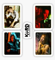 KARD Sticker Set Sticker