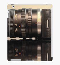 Digital mirrorless camera iPad Case/Skin