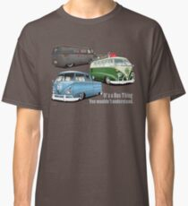 IT'S A BUS THING Classic T-Shirt