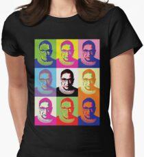 Ruth Bader Ginsburg Tailliertes T-Shirt für Frauen