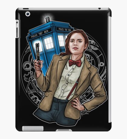 Doctor Carter iPad Case/Skin