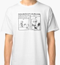 Holden Caulfield Goes To The Apple Store Classic T-Shirt