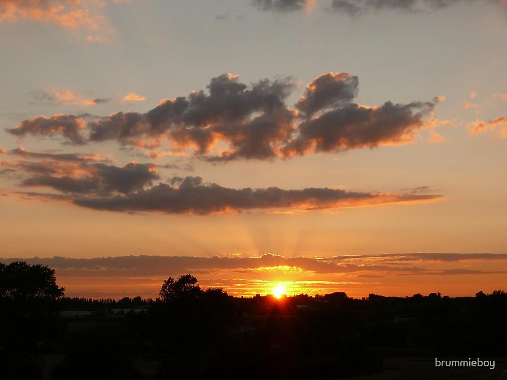 Evening Rays  by brummieboy