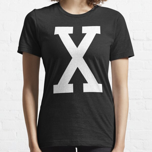 Malcolm X Essential T-Shirt
