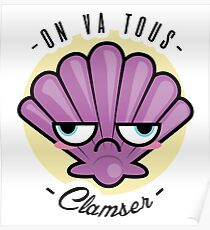 Clamser Poster